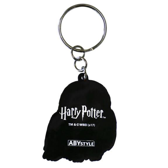 Porte-clés PVC Hedwige