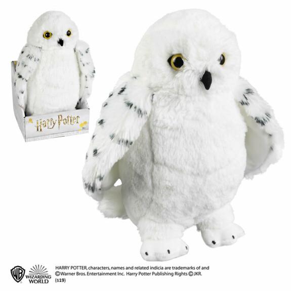 Peluche Hedwige