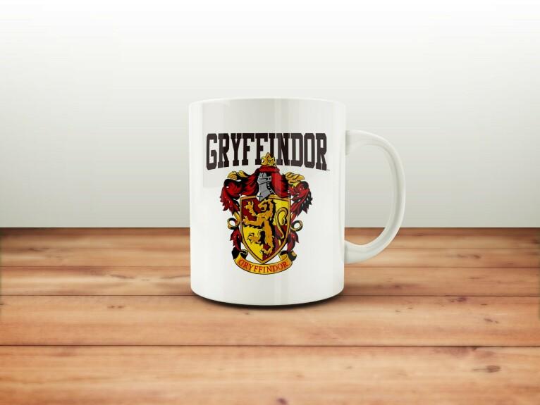 Mug Gryffondor Blanc