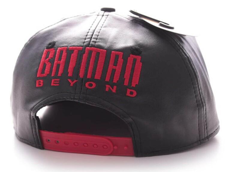 Casquette Batman logo rouge série télé Batman Beyond