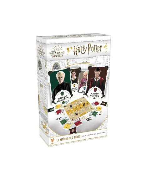 Jeu Harry Potter le maître des sorts