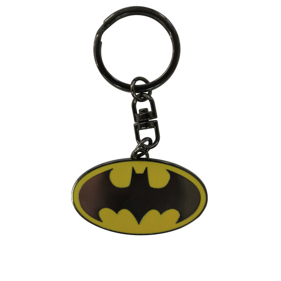 Porte clés métal logo Batman