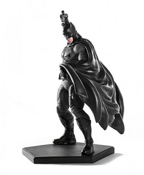 Batman statue film Suicide Squad Iron Studios 1/10