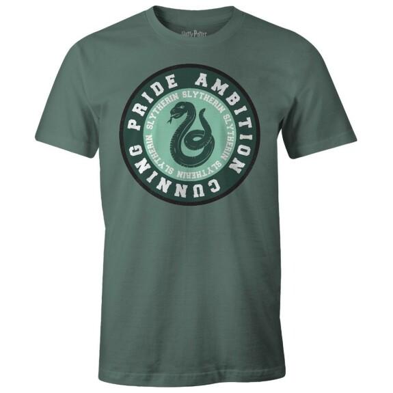T-shirt Serpentard Ambition vert