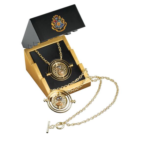 Retourneur de temps édition argent 925e plaqué or