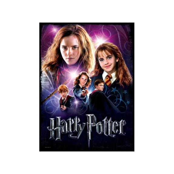 Hermione Granger - puzzle poster Wrebbit 500 pièces