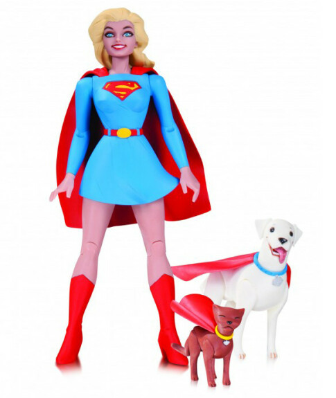 Supergirl figurine DC Collectibles Designer Serie by Darwyn Cooke