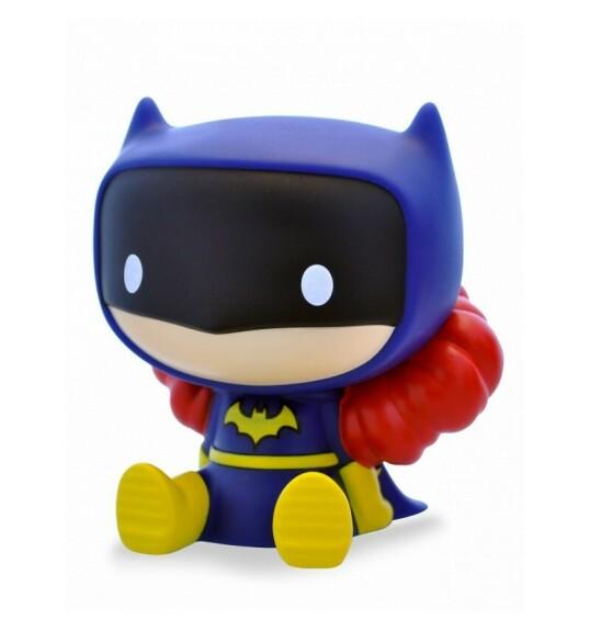 Tirelire Batgirl Chibi Plastoy 15 cm