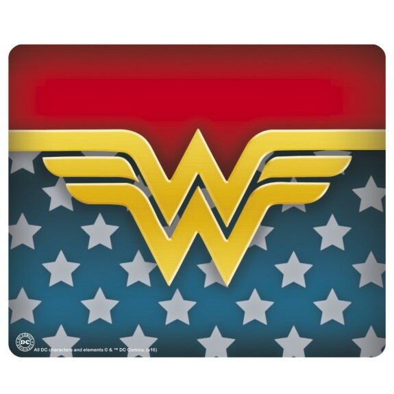 Tapis de souris logo Wonder Woman