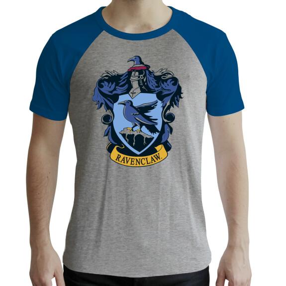 T-shirt Serdaigle Gris et Bleu premium
