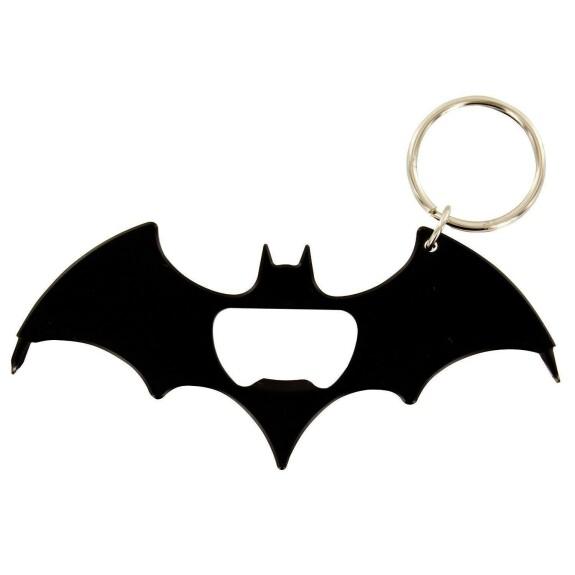 Porte-clés Batman décapsuleur et tournevis