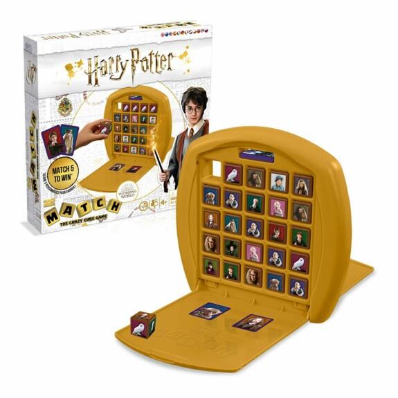 MATCH Harry Potter Jeu de société Version française