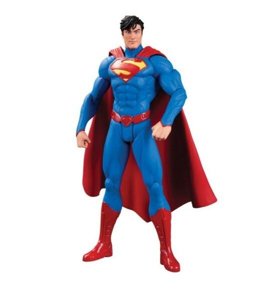 Superman figurine Justice League New 52