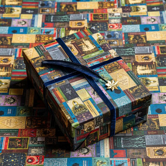 Papier cadeau Couvertures de livres