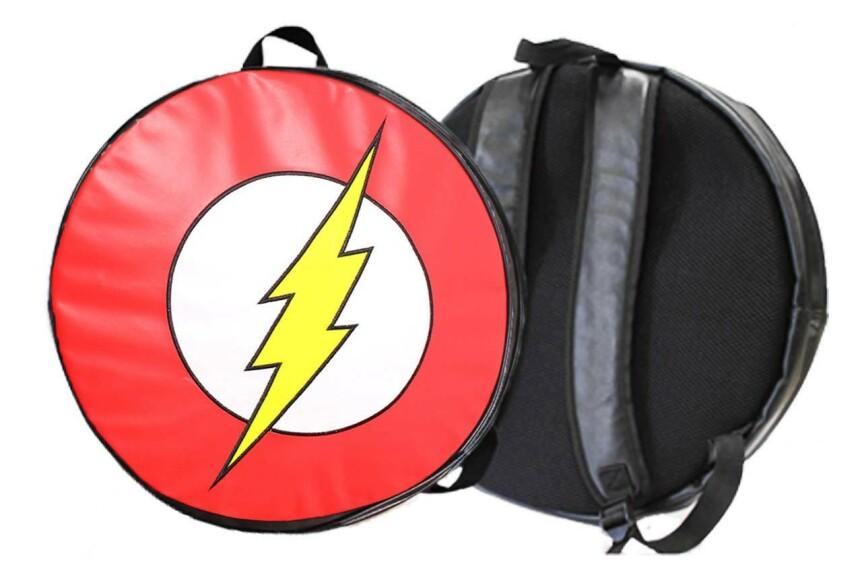 Sac à dos Flash rond  logo