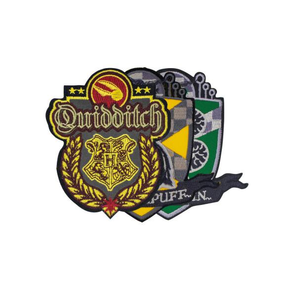 Ecussons deluxe quidditch poudlard