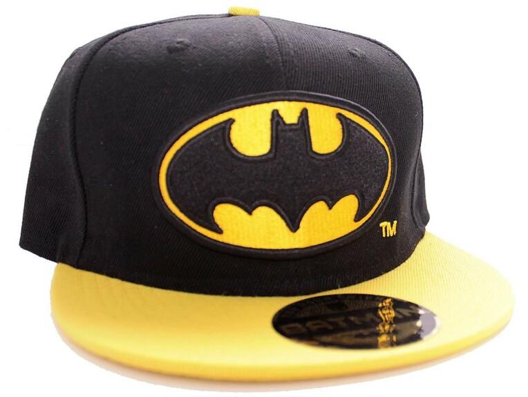 Casquette Batman logo classique