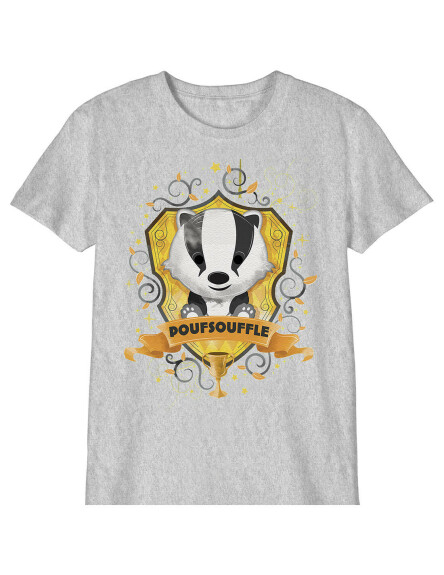 T-shirt Enfant Chibi Poufsouffle