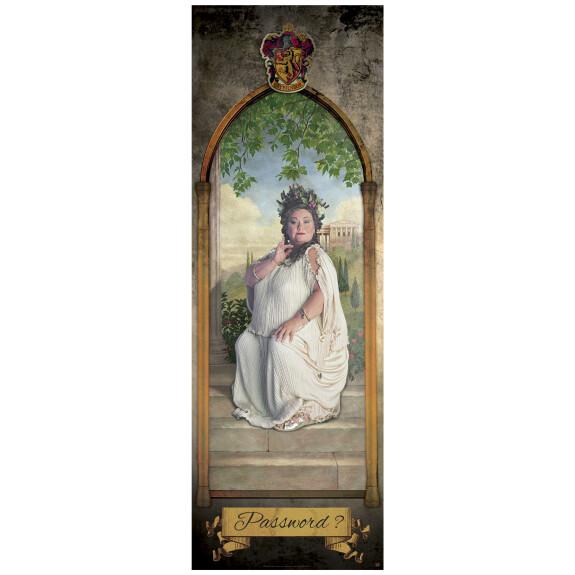 Poster de porte La Grosse Dame