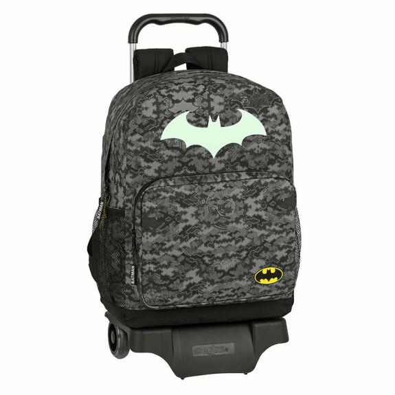 Sac àdos avec chariot Batman
