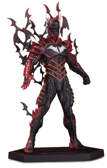 Batman the Red Death statue en édition limitée 21cm