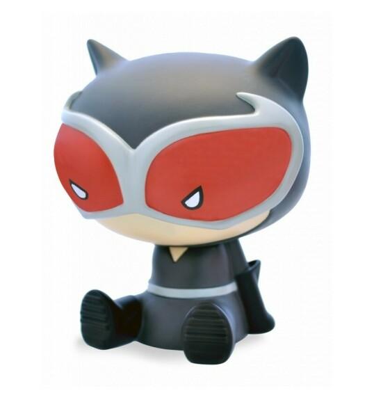 Tirelire Catwoman Chibi Plastoy 15 cm