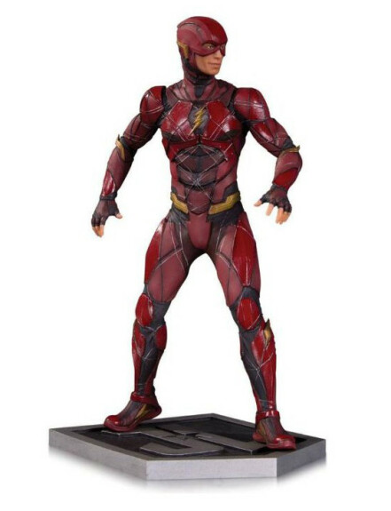 Flash statue film Justice League 32 cm