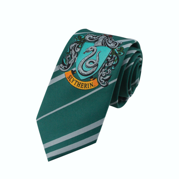 Cravate pour enfants Serpentard