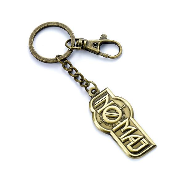 Porte-clés Non-maj
