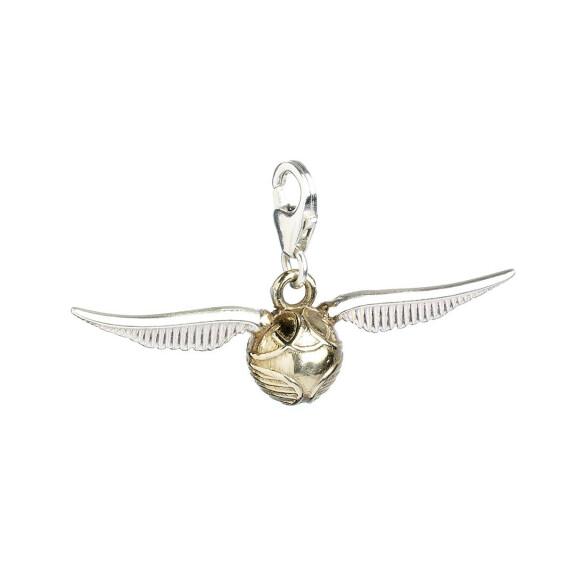 Charm à clip en argent 925ème Vif d'or
