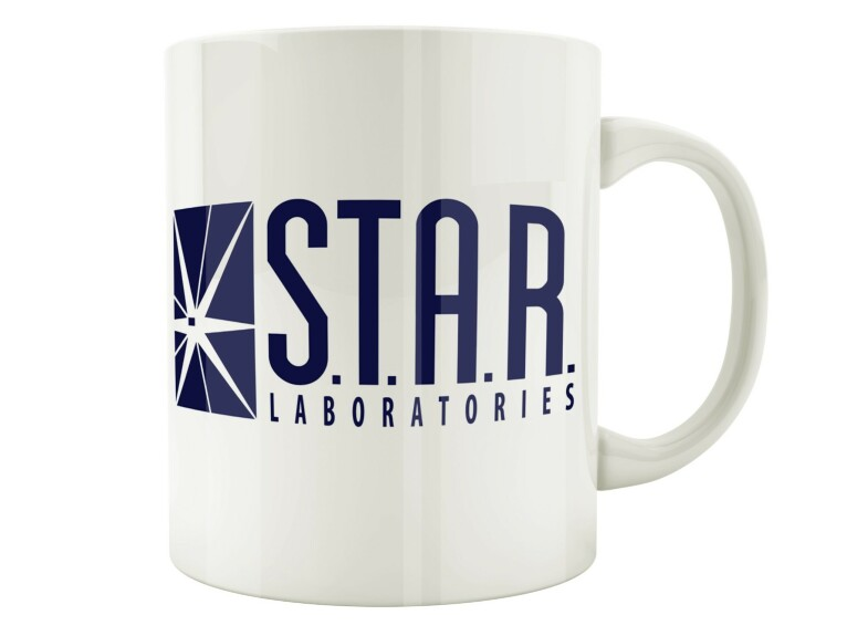 Mug Flash STAR Laboratories