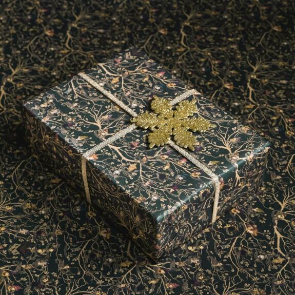 Papier cadeau Tapisserie de la famille Black