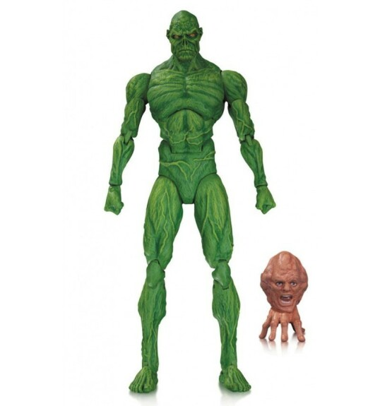 Swamp Thing avec Un-Man figurine DC Collectibles Icons