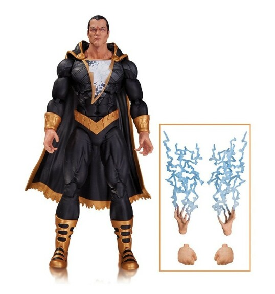 Black Adam Forever Evil figurine DC Collectibles Icons