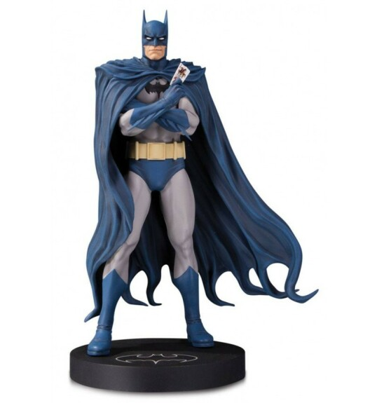 Batman statue by Brian Bolland 18 cm