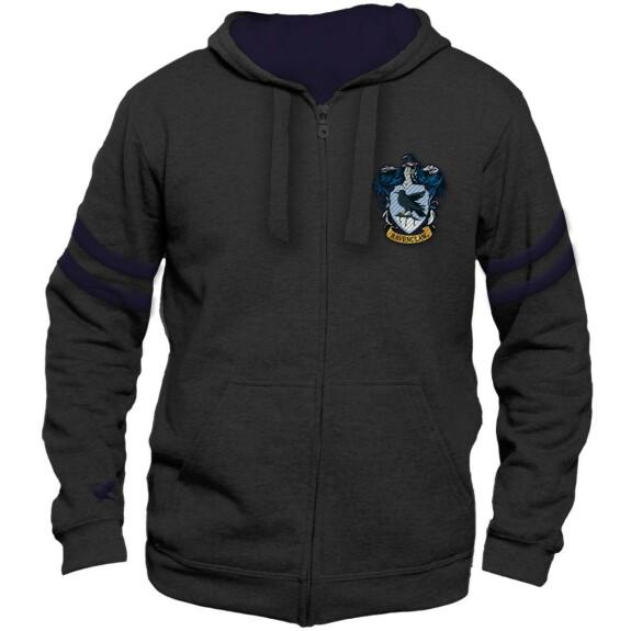 Sweatshirt de Sport anthracite logo Serdaigle
