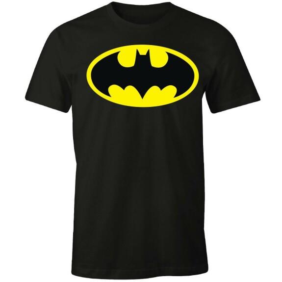 T-shirt Batman modèle enfant logo classique
