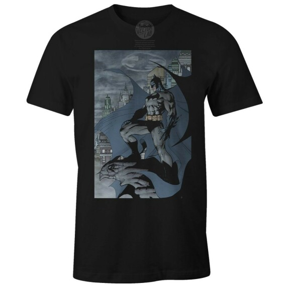 T-shirt Batman Batsignal by Jim Lee
