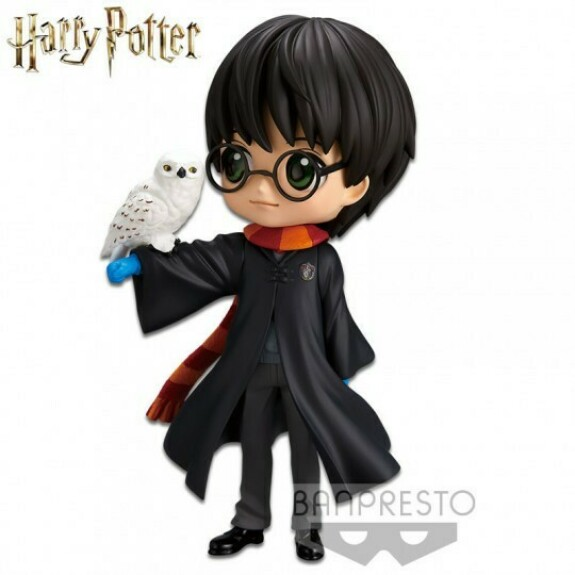 Figurine Harry Potter Version 2 Banpresto Q Posket 14cm