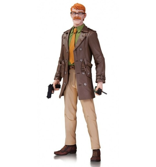 Commissaire Gordon figurine DC Collectibles Designer Serie 3 Greg Capullo