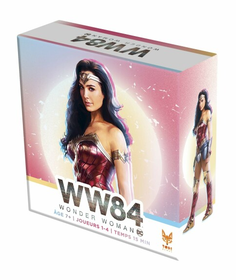 Wonder Woman - le jeu