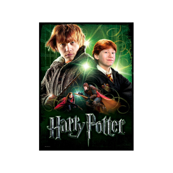 Ron Weasley - puzzle poster Wrebbit 500 pièces