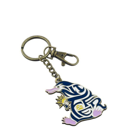 Porte-clés Niffleur émaillé