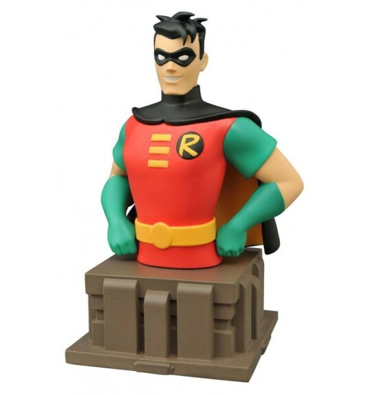 Robin buste Batman The Animated Series Diamond Select Toys