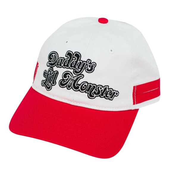 Casquette Harley Quinn Daddy's Lil Monster