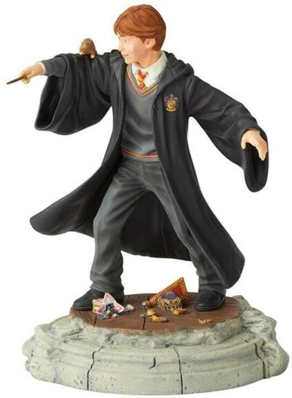 Figurine Ron Weasley Enesco Year One Statue