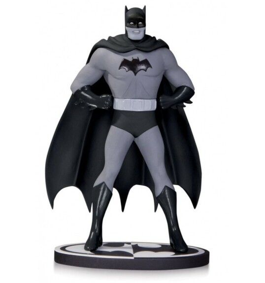 Batman figurine comic Batman Black and White by Dick Sprang