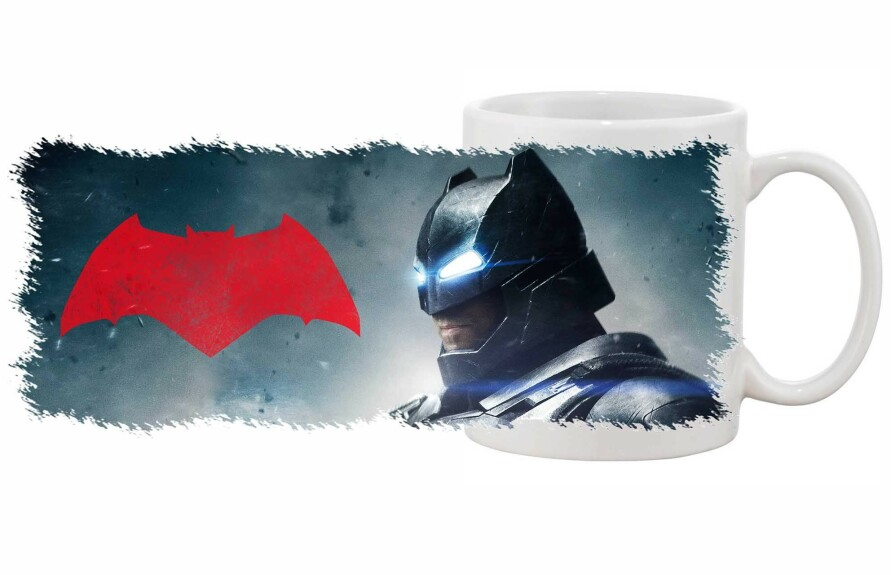 Mug Batman armure Batman vs Superman