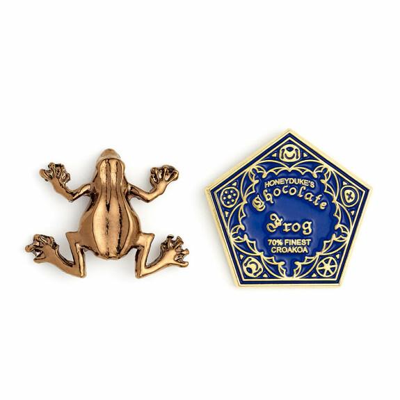 Badge Pin's Chocogrenouille