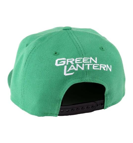 Casquette Green Lantern logo